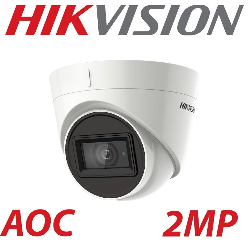 2MP HIKVIISON CAMERA 1080P AOC DS-2CE78D0T-IT3FS 2.8MM